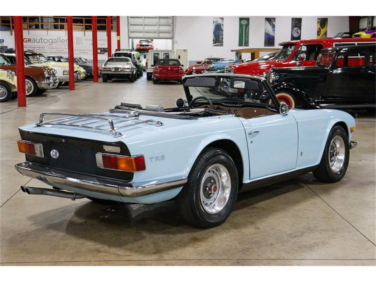 1973 Triumph TR6 (CC-1391284) for sale in Kentwood, Michigan
