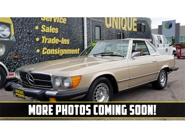 1974 Mercedes-Benz 450SL (CC-1391302) for sale in Mankato, Minnesota