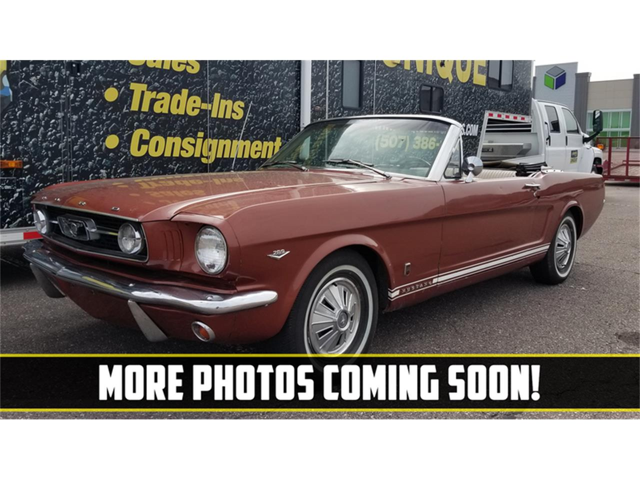 1966 Ford Mustang (CC-1391303) for sale in Mankato, Minnesota