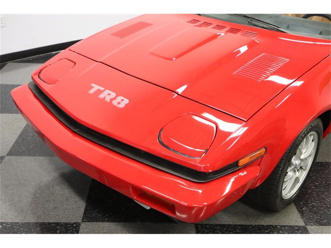 1980 Triumph TR8 (CC-1391304) for sale in Lutz, Florida