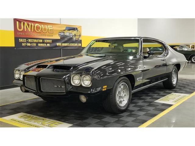 1971 Pontiac GTO (CC-1391305) for sale in Mankato, Minnesota