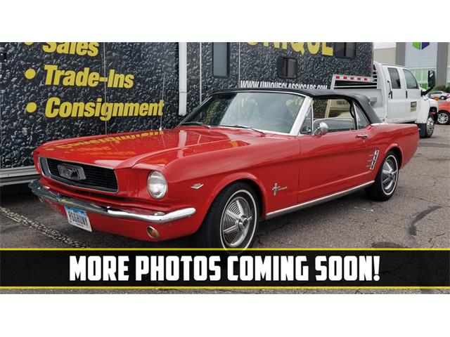 1966 Ford Mustang (CC-1391309) for sale in Mankato, Minnesota