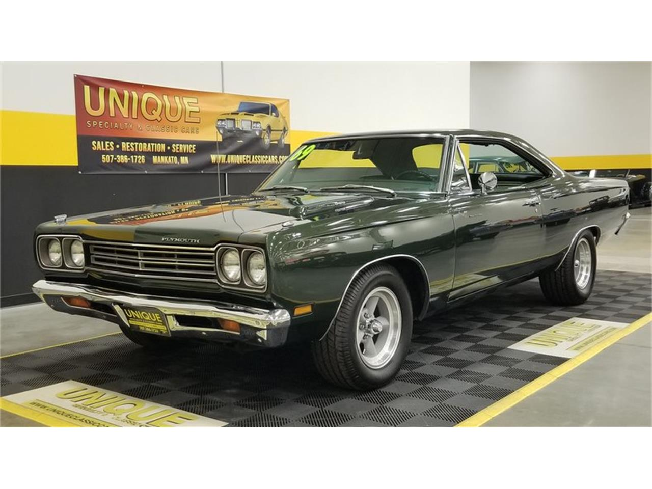 1969 Plymouth Road Runner (CC-1391311) for sale in Mankato, Minnesota