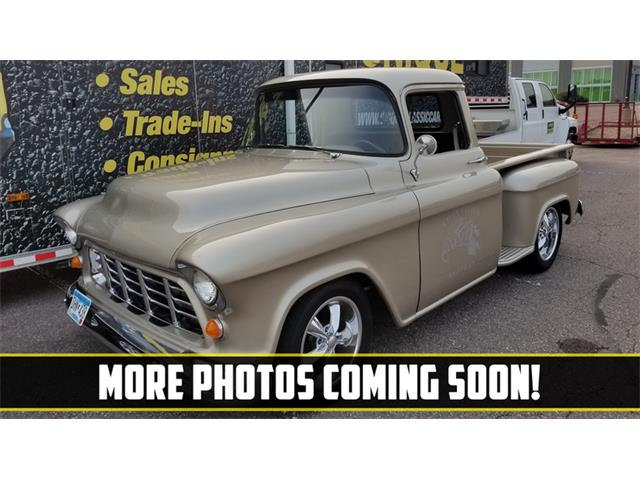 1955 Chevrolet 3100 (CC-1391312) for sale in Mankato, Minnesota