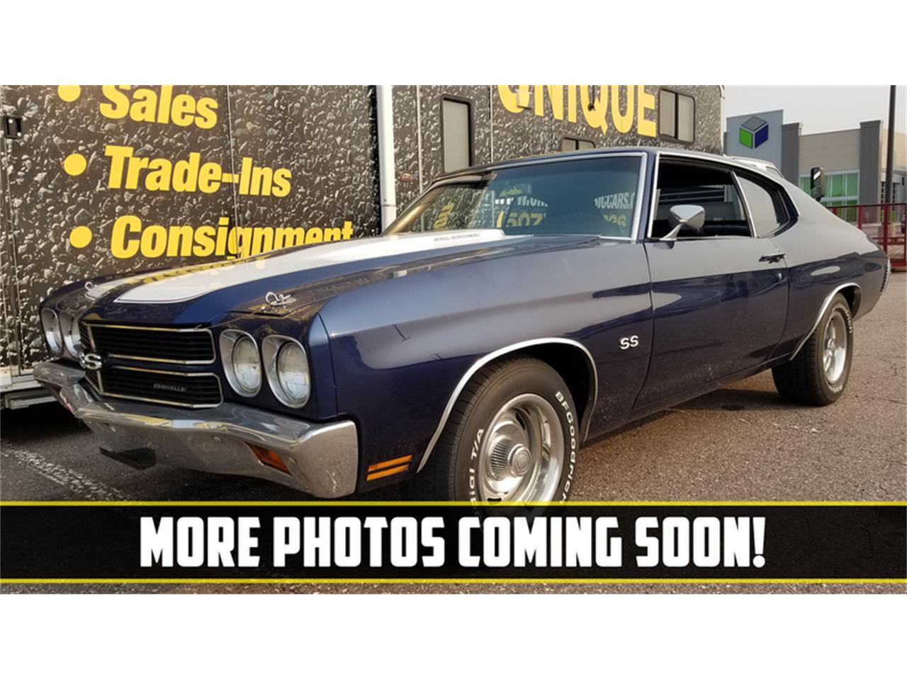 1970 Chevrolet Chevelle (CC-1391313) for sale in Mankato, Minnesota