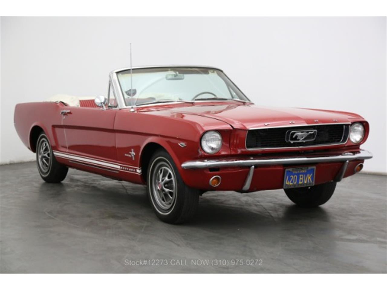 1966 Ford Mustang (CC-1391314) for sale in Beverly Hills, California