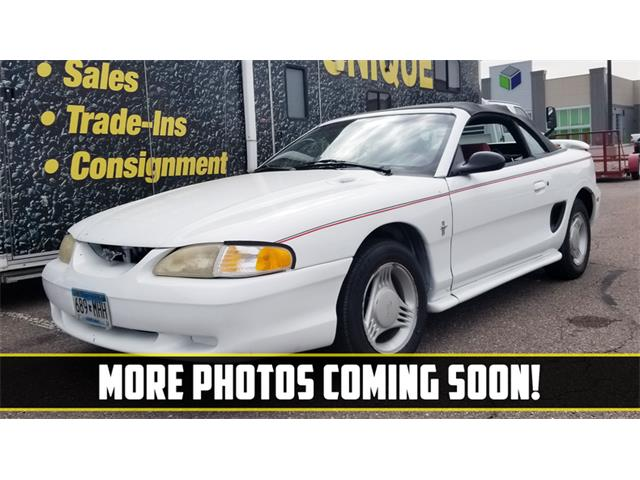 1995 Ford Mustang (CC-1391315) for sale in Mankato, Minnesota