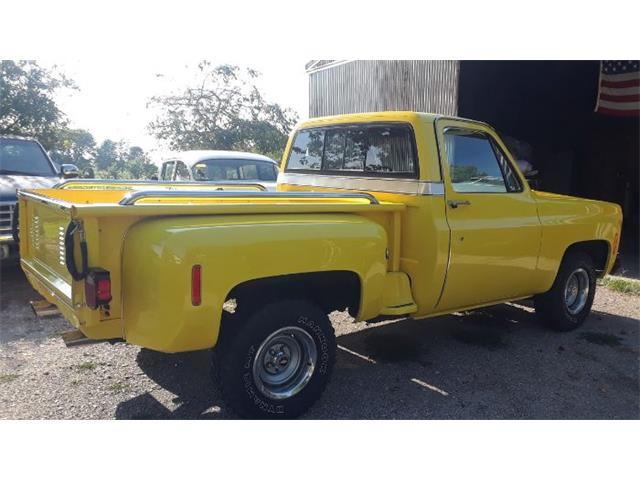 1977 GMC Pickup (CC-1390133) for sale in Cadillac, Michigan