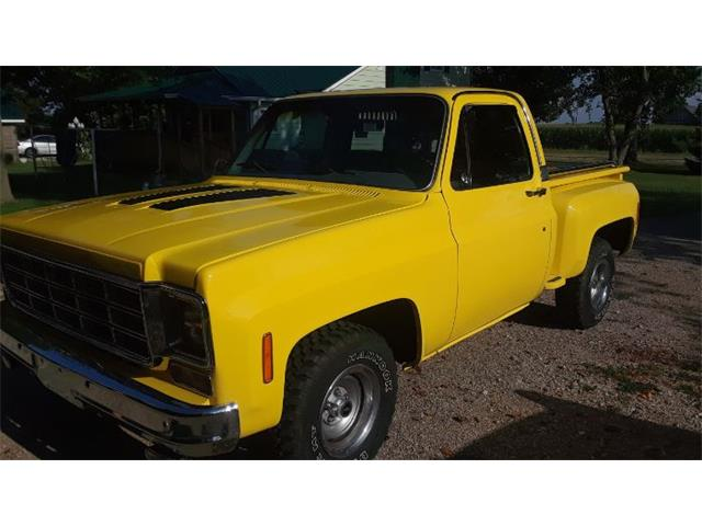 1977 GMC Pickup (CC-1390133) for sale in Cadillac, Michigan