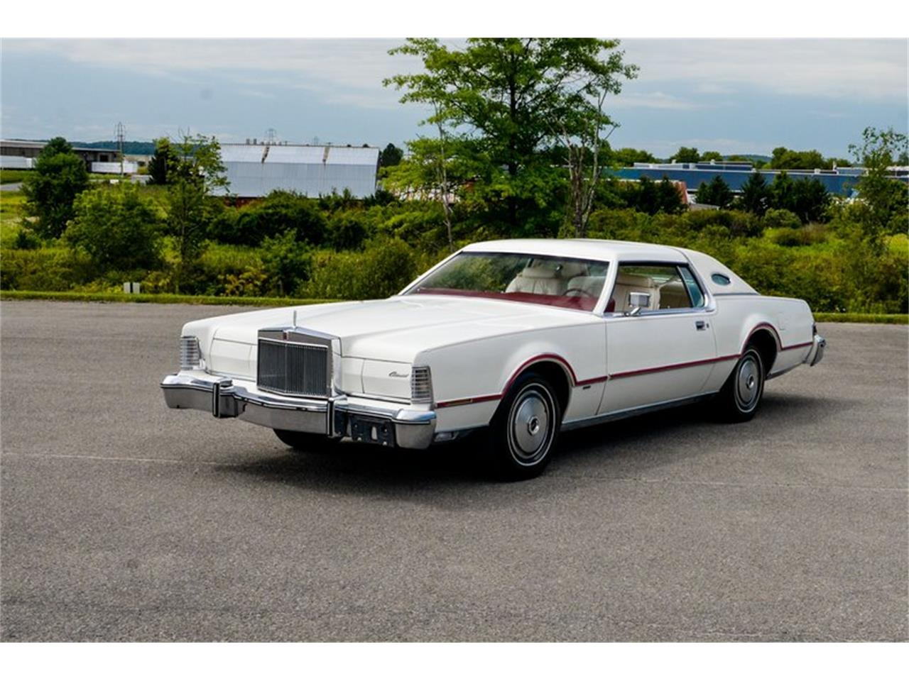 1975 Lincoln Continental (CC-1391333) for sale in Saratoga Springs, New York