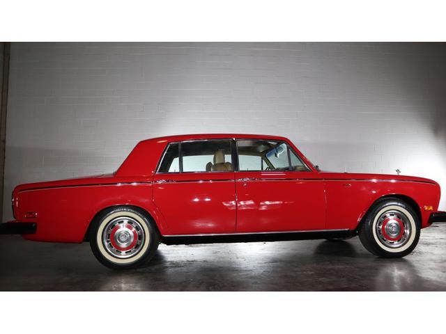 1978 Rolls-Royce Silver Shadow II (CC-1391339) for sale in Jackson, Mississippi