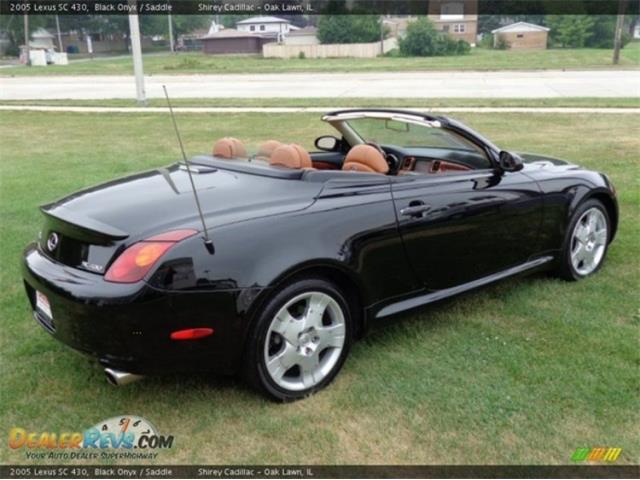 2004 Lexus SC400 (CC-1391345) for sale in Peoria, Arizona