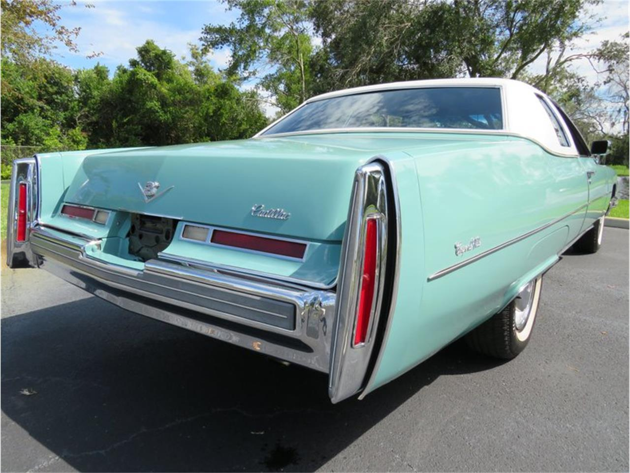 1976 Cadillac Coupe (CC-1391352) for sale in Lakeland, Florida