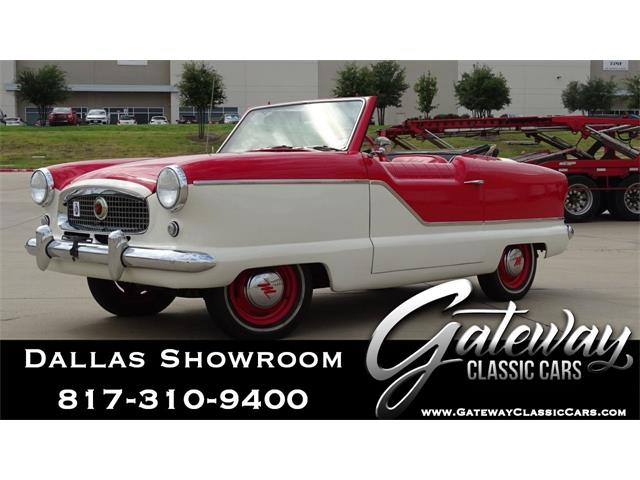 1956 Nash Metropolitan (CC-1391355) for sale in O'Fallon, Illinois