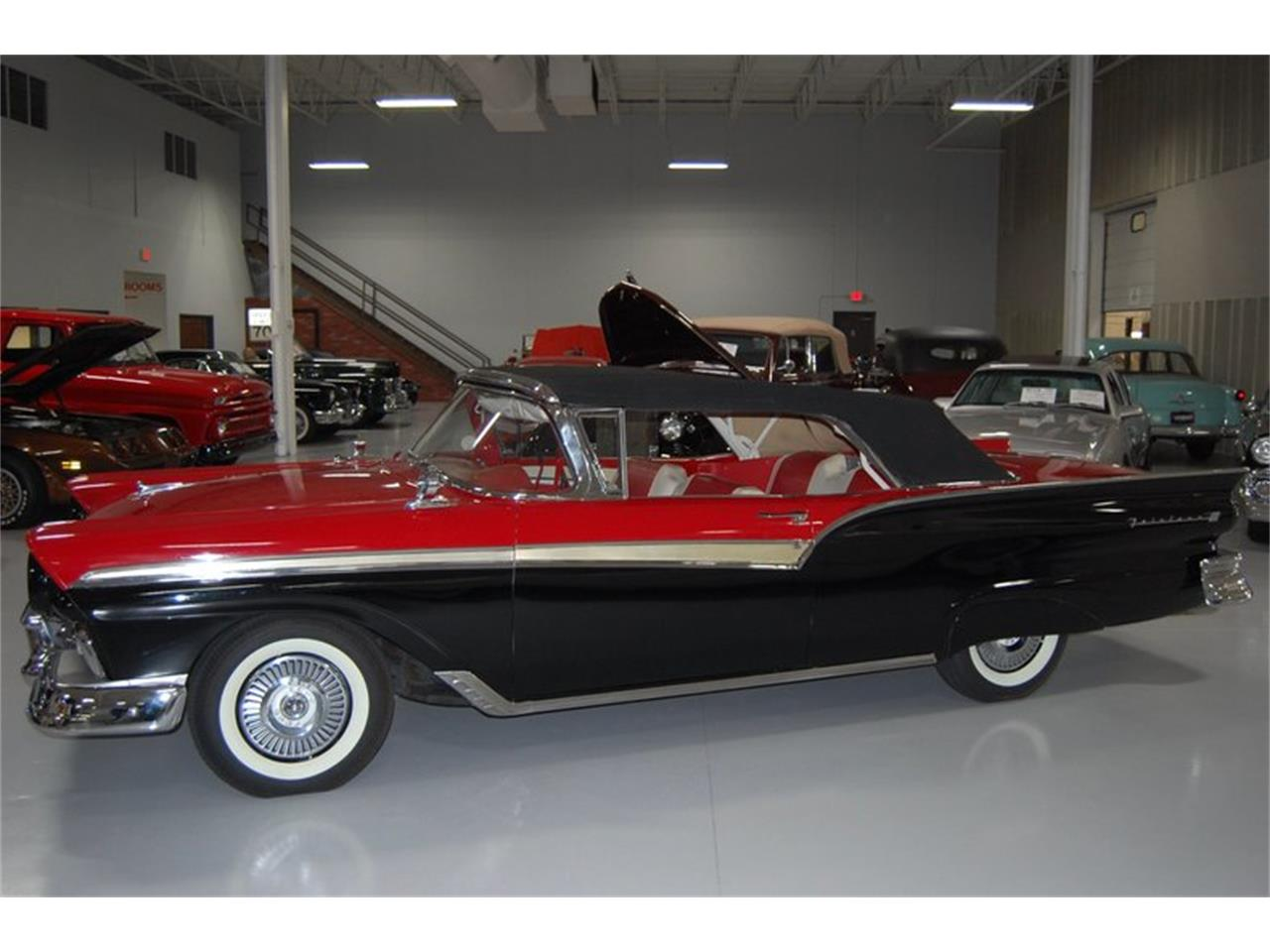 1957 Ford Fairlane (CC-1391359) for sale in Rogers, Minnesota