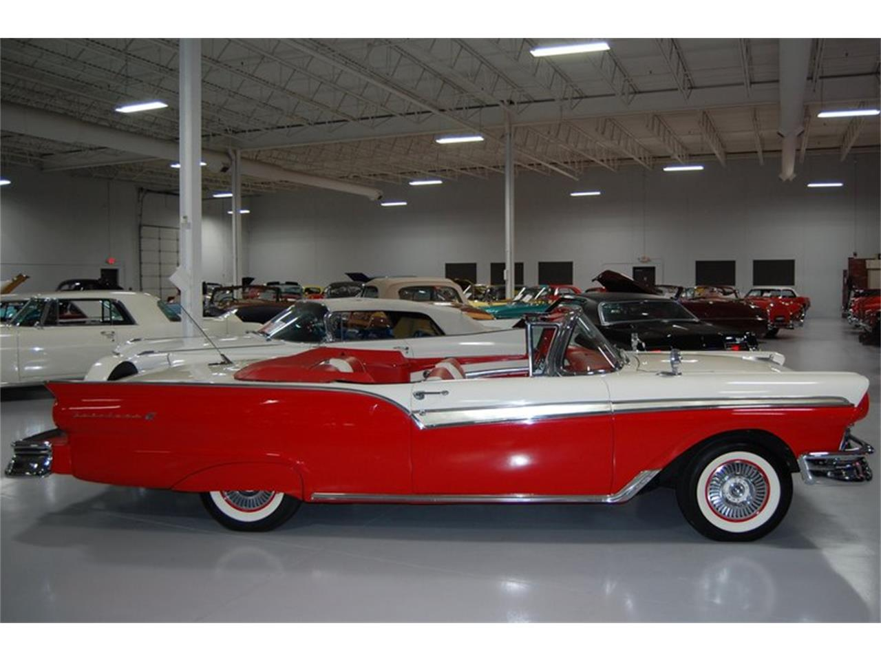 1957 Ford Fairlane (CC-1391361) for sale in Rogers, Minnesota