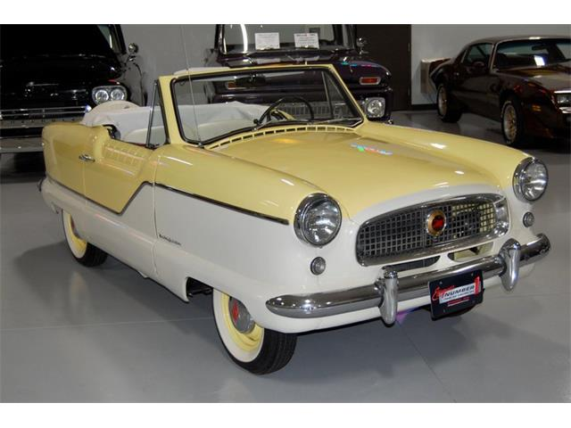 1960 Nash Metropolitan (CC-1391362) for sale in Rogers, Minnesota