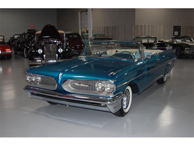 1959 Pontiac Catalina (CC-1391366) for sale in Rogers, Minnesota