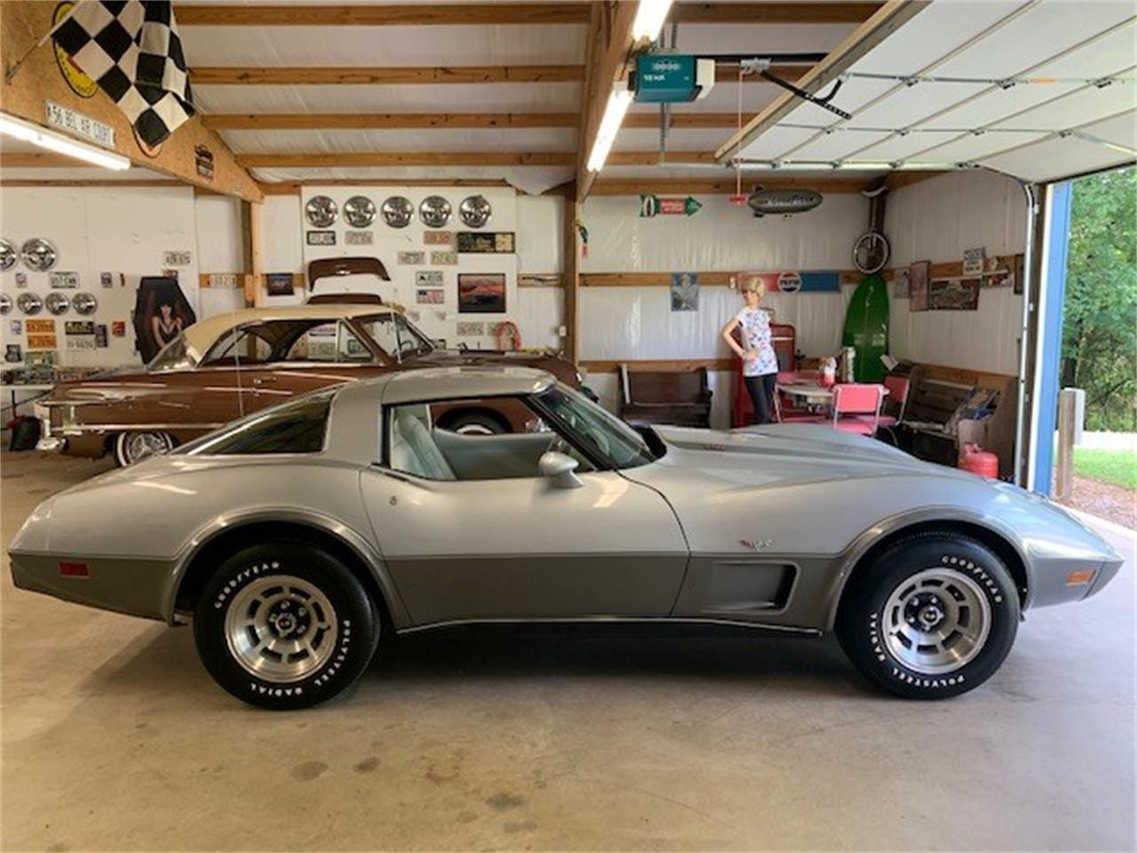 1978 Chevrolet Corvette (CC-1391375) for sale in Vilonia, Arkansas