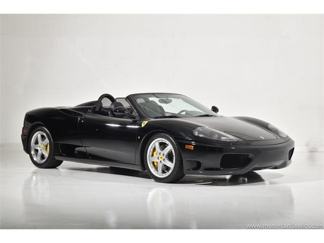 2004 Ferrari 360 Spider (CC-1391380) for sale in Farmingdale, New York