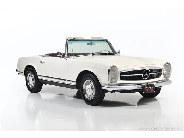 1963 Mercedes-Benz 230SL (CC-1391381) for sale in Farmingdale, New York