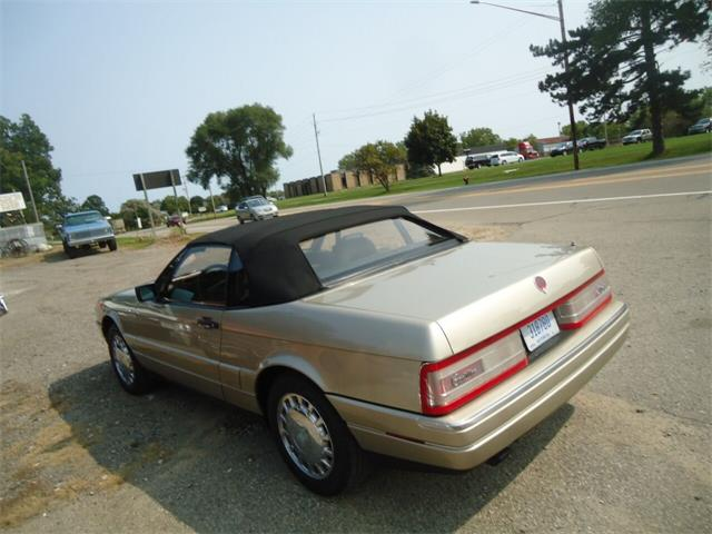 1990 Cadillac Allante (CC-1391386) for sale in Jackson, Michigan