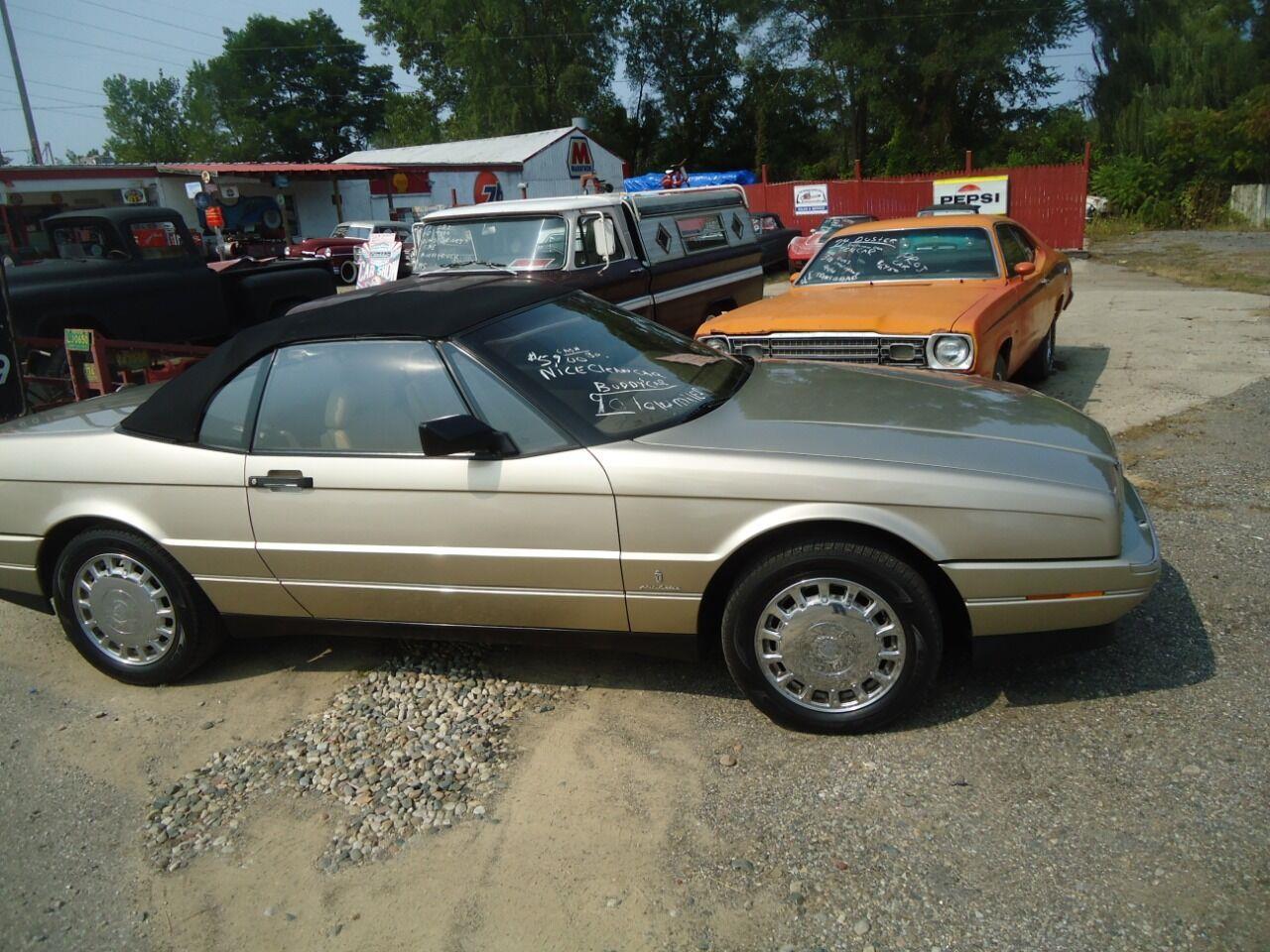 1990 Cadillac Allante (CC-1391386) for sale in Jackson, Michigan