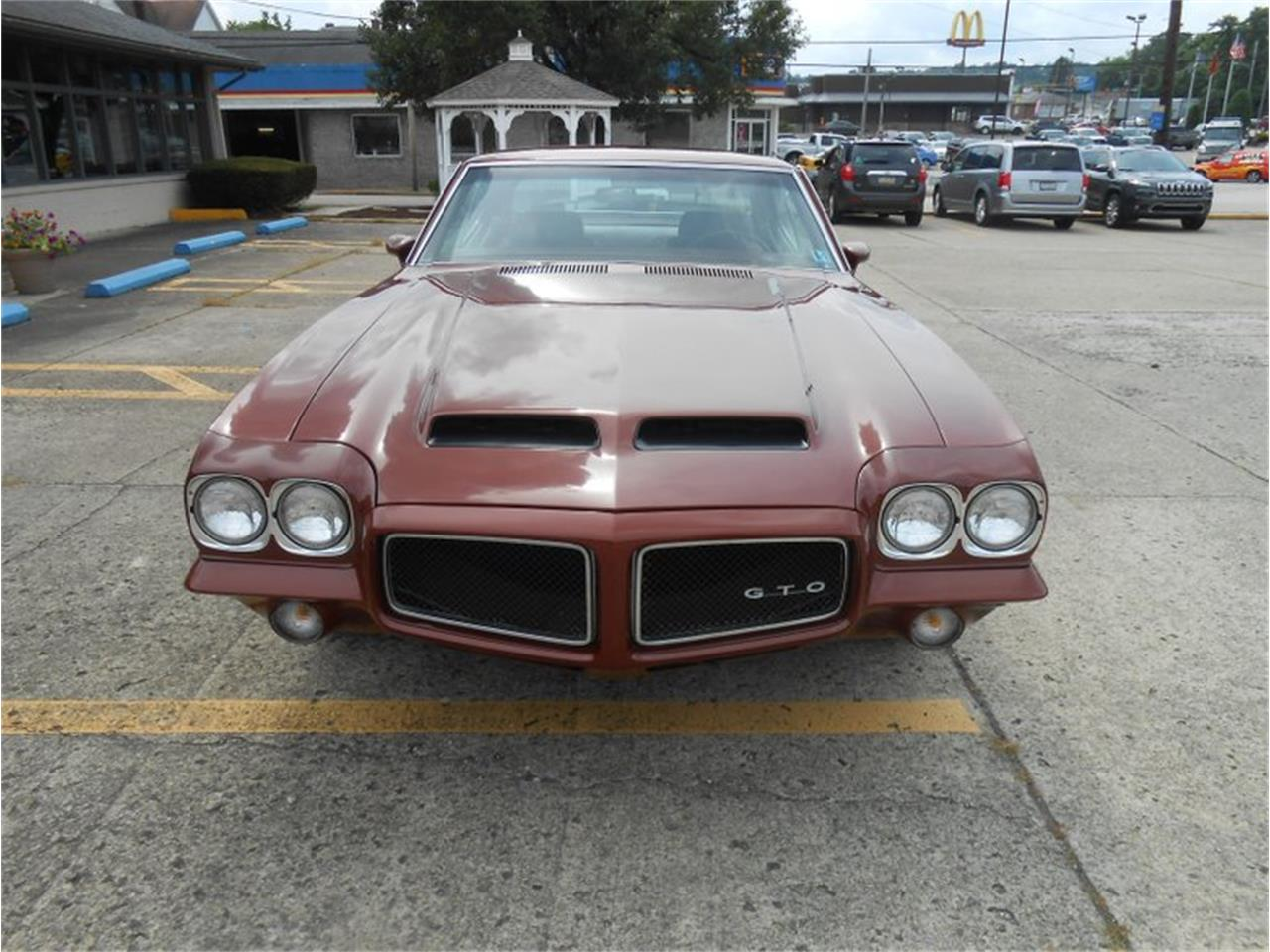 1971 Pontiac GTO (CC-1390140) for sale in Saratoga Springs, New York