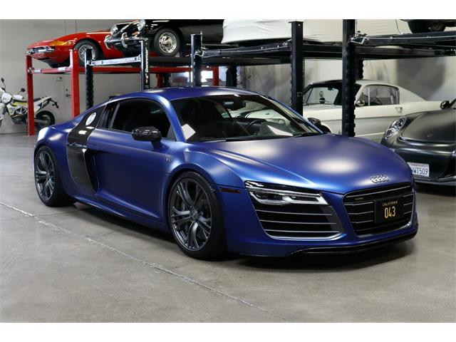 2014 Audi R8 (CC-1391402) for sale in San Carlos, California