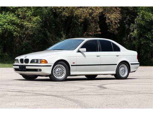1997 BMW 5 Series (CC-1391405) for sale in Houston, Texas
