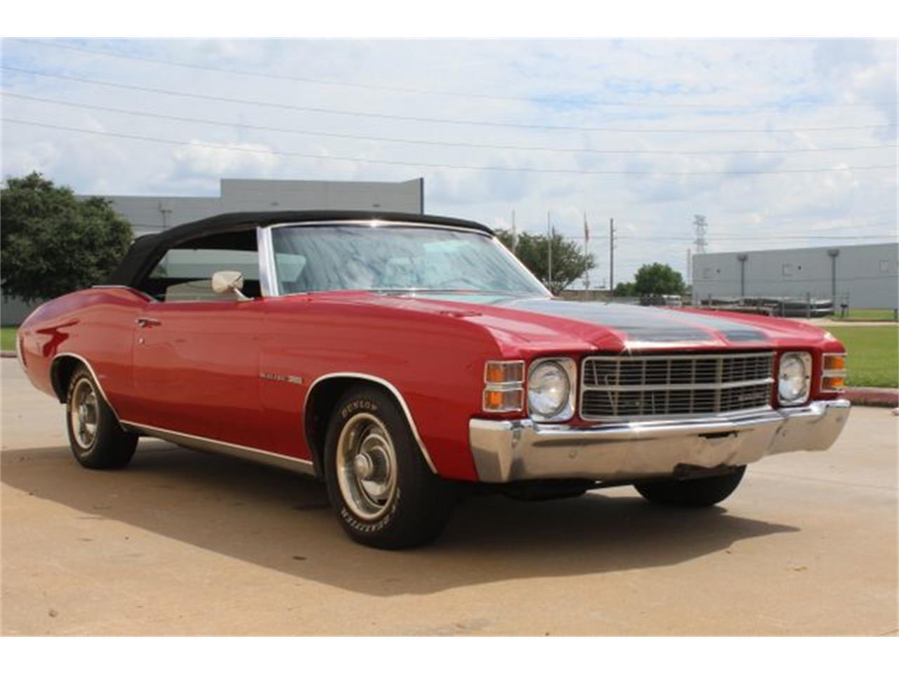 1971 Chevrolet Chevelle (CC-1391409) for sale in Houston, Texas