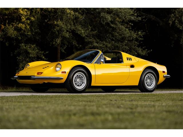 1974 Ferrari 246 GT (CC-1391411) for sale in Houston, Texas