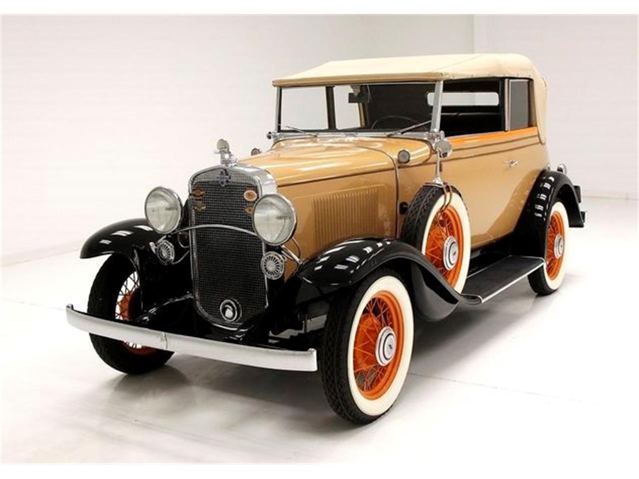 1931 Chevrolet Antique (CC-1391454) for sale in Carlisle, Pennsylvania