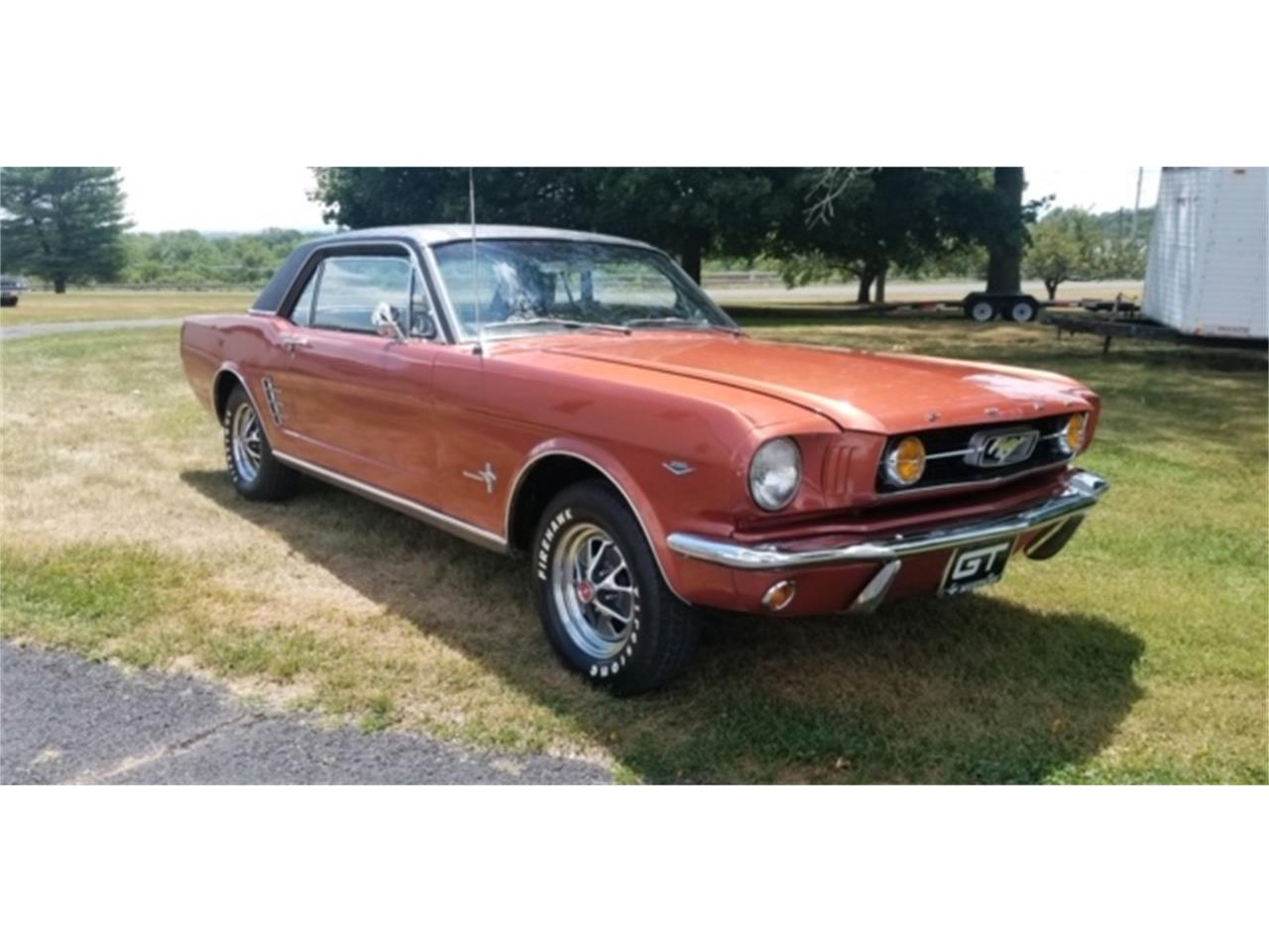 1966 Ford Mustang (CC-1391460) for sale in Carlisle, Pennsylvania