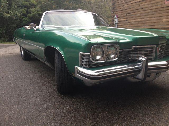 1973 Pontiac Grand Ville (CC-1391464) for sale in Carlisle, Pennsylvania