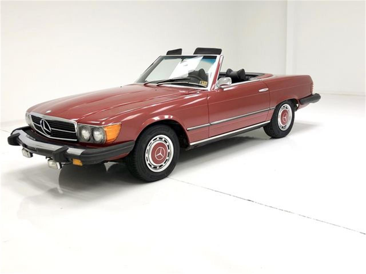 1974 Mercedes-Benz 450SL (CC-1391466) for sale in Carlisle, Pennsylvania