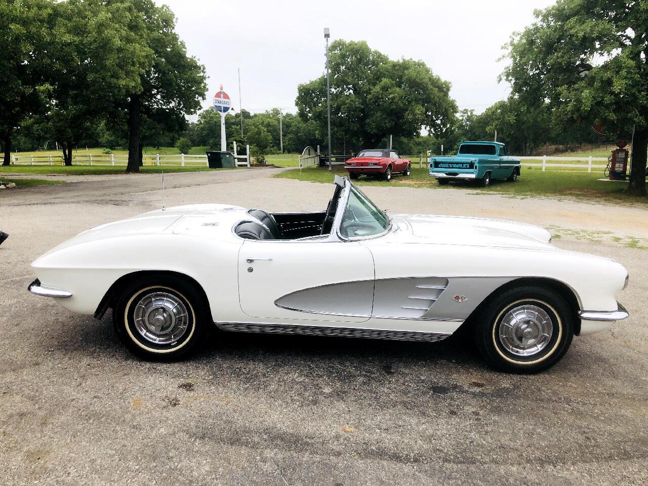 1961 Chevrolet Corvette (CC-1391487) for sale in Wilson, Oklahoma