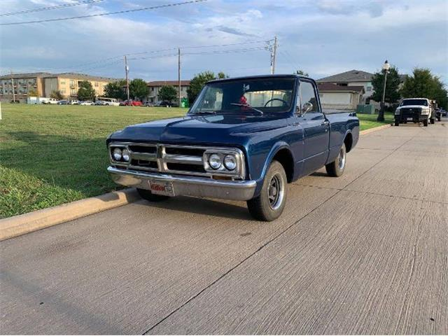1967 GMC 1500 (CC-1390149) for sale in Cadillac, Michigan