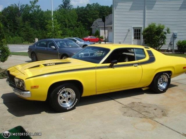 1973 Plymouth Road Runner (CC-1391496) for sale in Carrollton, Texas