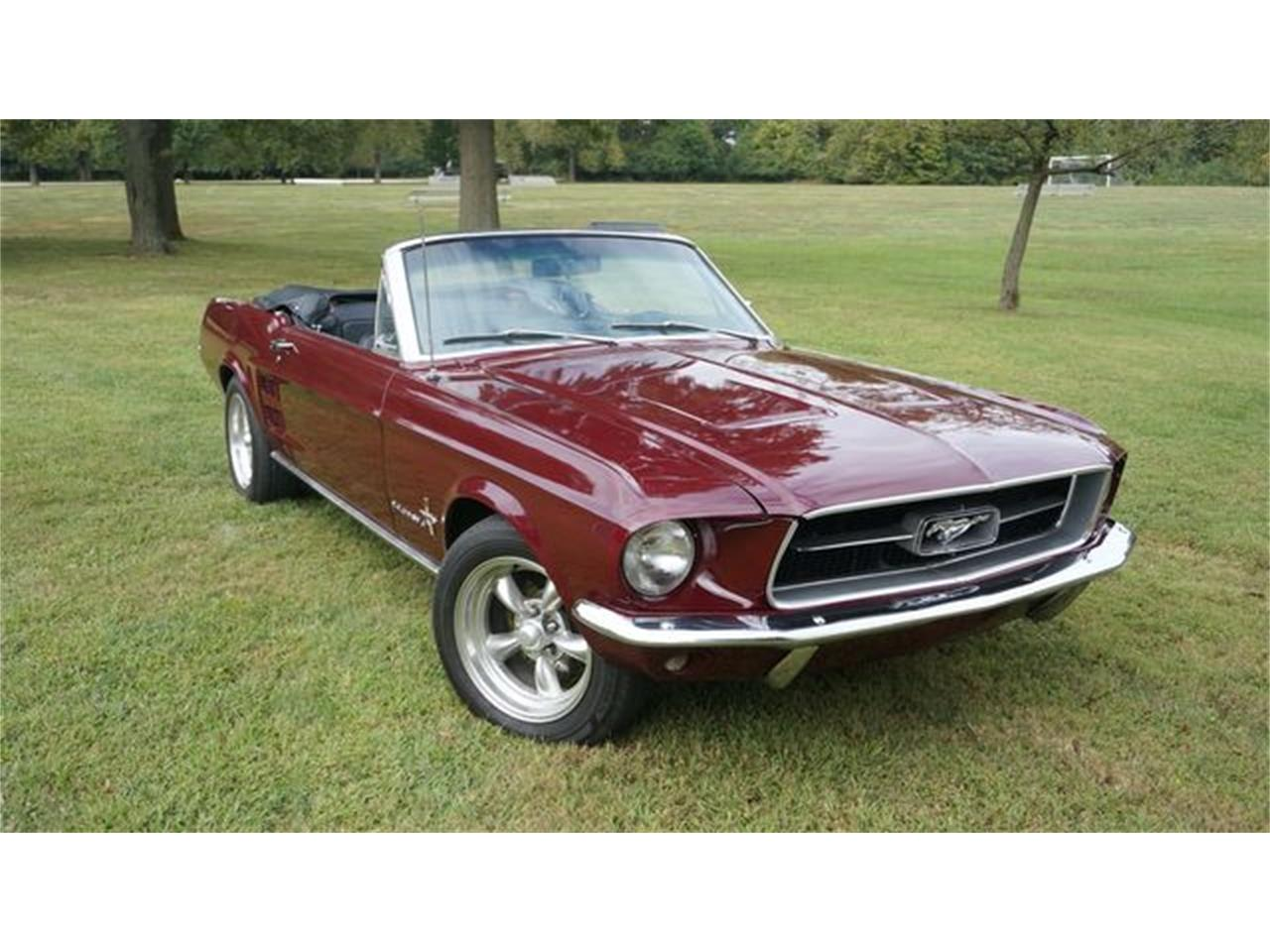1967 Ford Mustang (CC-1391501) for sale in Valley Park, Missouri