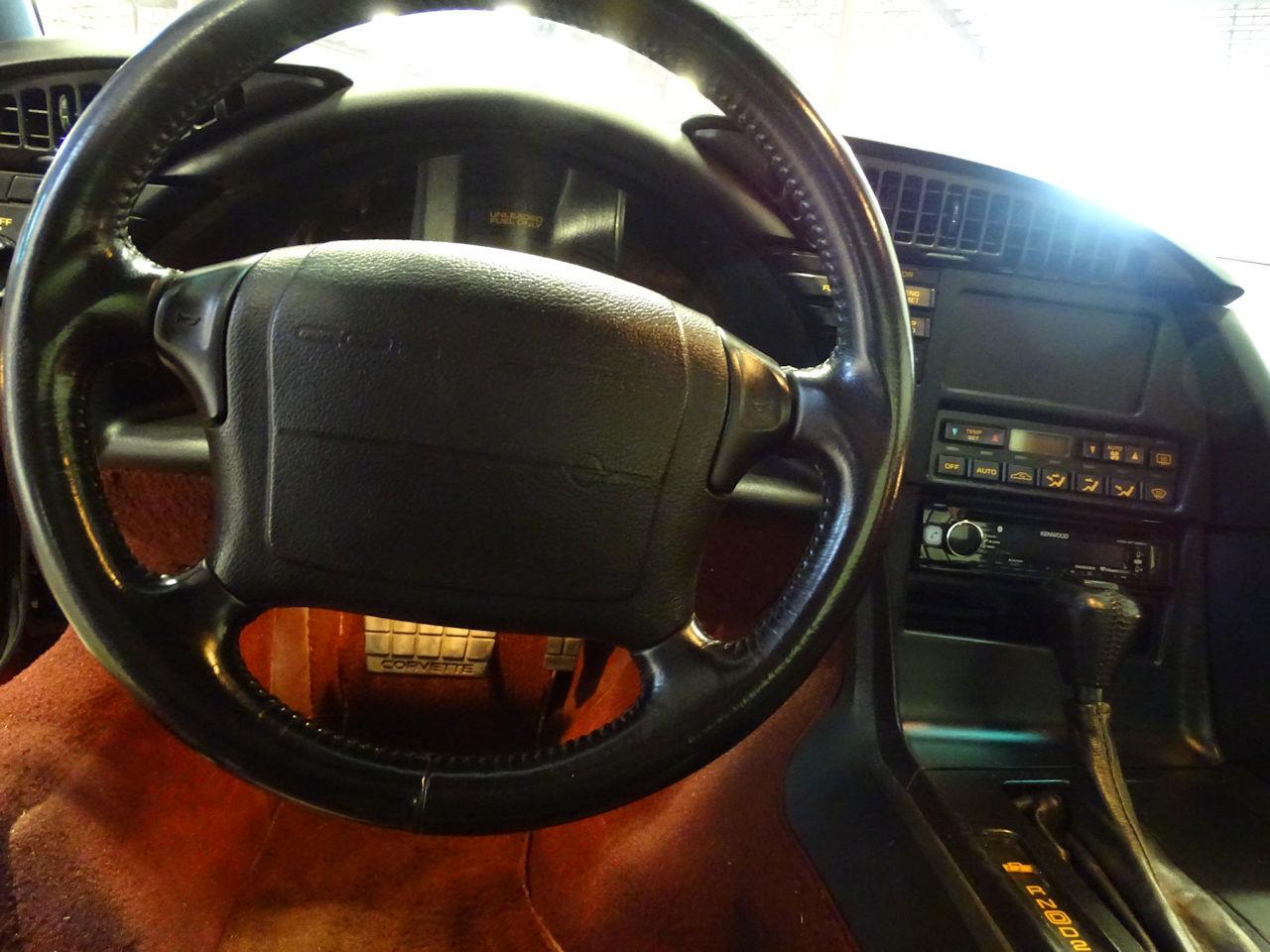 1993 Chevrolet Corvette (CC-1391504) for sale in O'Fallon, Illinois
