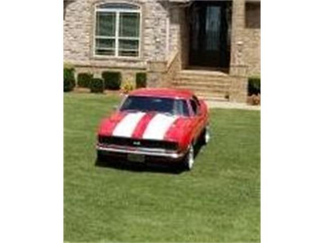 1967 Chevrolet Camaro (CC-1390151) for sale in Cadillac, Michigan