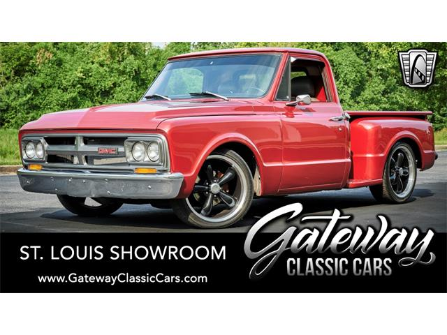 1967 GMC C/K 10 (CC-1391510) for sale in O'Fallon, Illinois