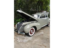 1940 Cadillac 2-Dr Coupe (CC-1391515) for sale in Dunedin, Florida