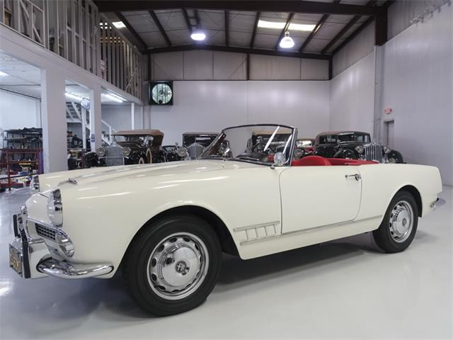 1959 Alfa Romeo 2000 Spider Veloce (CC-1391516) for sale in St. Louis, Missouri