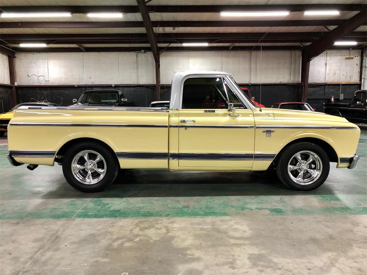 1968 Chevrolet C10 (CC-1391523) for sale in Sherman, Texas