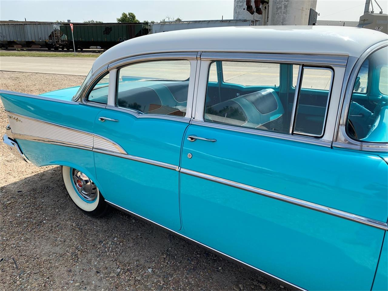 1957 Chevrolet Bel Air (CC-1391530) for sale in GREAT BEND, Kansas