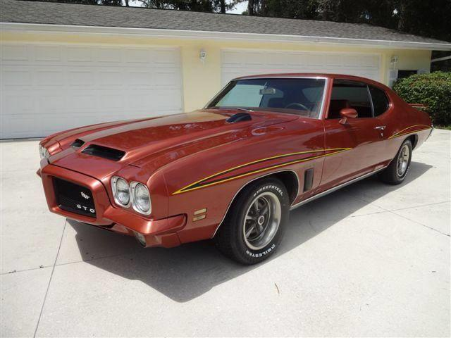 1971 Pontiac GTO (CC-1391535) for sale in Sarasota, Florida