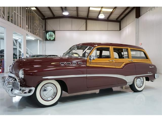1950 Buick Roadmaster (CC-1391540) for sale in St. Louis, Missouri