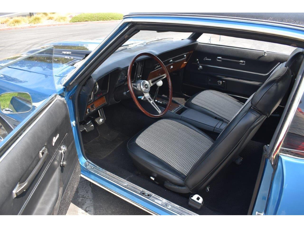1969 Chevrolet Camaro (CC-1391555) for sale in Costa Mesa, California